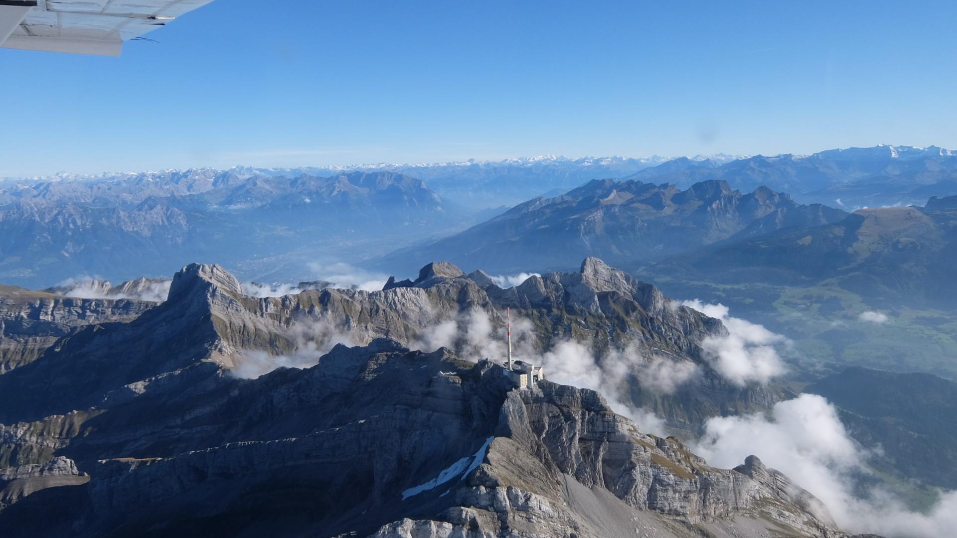 Schweiz Wunschrundflug