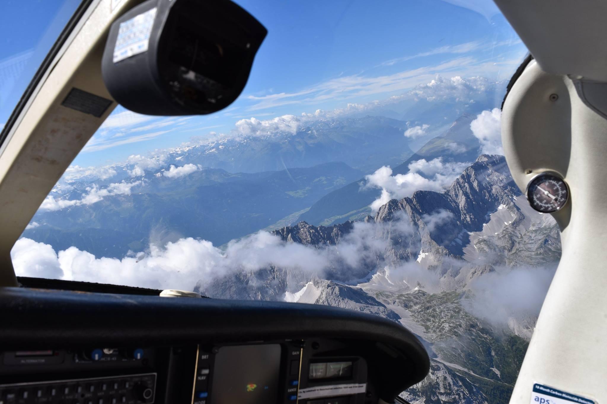 Österreich Wunschrundflug